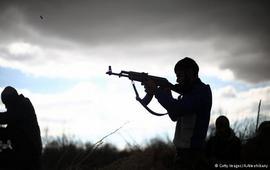 Около 1000 боевиков вторглись в Сирию