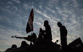 Иракские подразделения, ранее поддерживаемые США