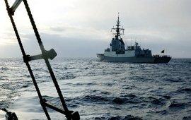 Правила захода кораблей НАТО