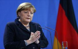 Меркель призывает бизнесменов