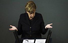 Меркель не доверяют