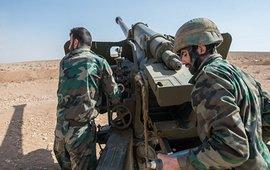 Сирийская Армия уничтожила более 100 боевиков