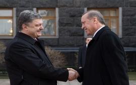 Турция и Украина в зоне