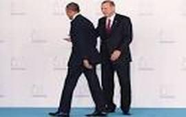 Обама отказался от встречи с Эрдоганом