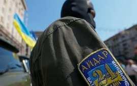 Стрельба на границе с Крымом