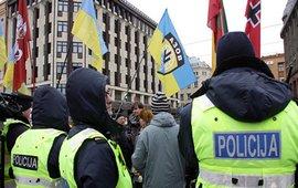 Организаторы марша СС в Риге