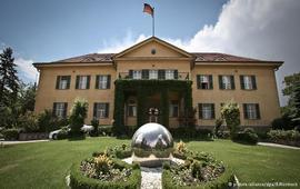 Посольство ФРГ в Турции закрыто