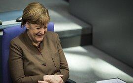 Селфи Меркель