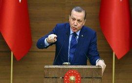 Эрдоган требует