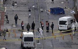 В Турции очередной теракт