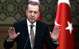 Эрдоган обвиняет Запад