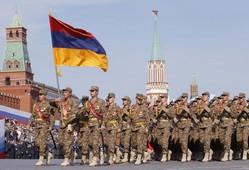 Армянская Армия дает возможность России