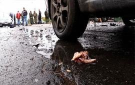 Расстрел людей в Еленовке