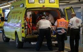 Взрыв в центре Иерусалима