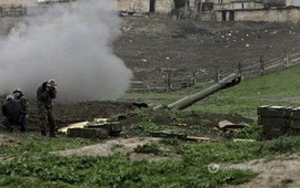 Эскалация в Карабахе