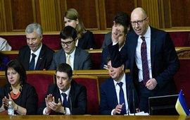 Состав кабмина Украины согласован