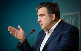 Сааккашвили призывает к расправам