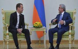 Рабочий визит Медведева