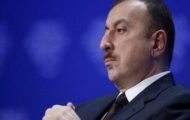 Алиев взялся за старое