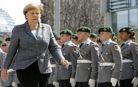 Фрау Меркель заигралась