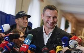 Таблички Кличко – пошлый бизнес проект