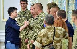 Донбасс: Освобождение Савченко