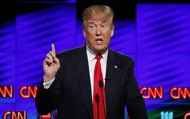 Трамп заговорил по американски