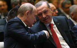 Путин нагнул Эрдогана, так нагнул