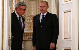 Россия не является союзником Армении