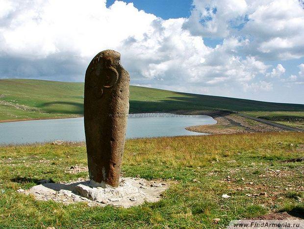 Вишапы - мифологические камни 2