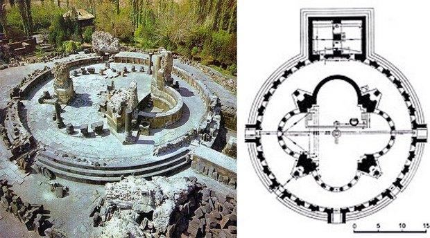 Plan-hrama-Zvartnots