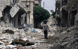 Боевики-исламисты сдаются