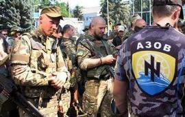 Бойцы «Азова» напали на инкассаторов