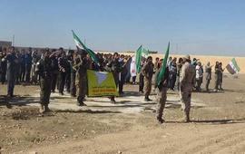 В провинции Ракка идут бои