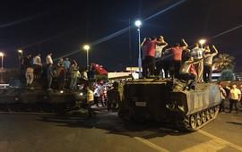 К событиям в Турции