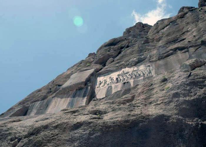 Бехистунская скала