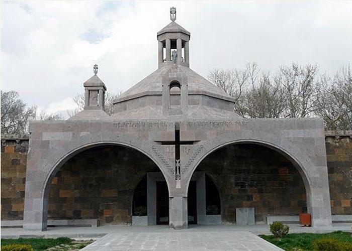 Место для крещения