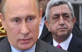 Встреча Путин – Саргсян будет как лакмусовая бумажка
