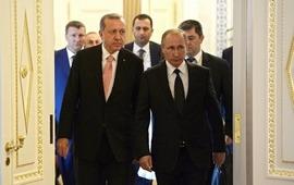 Путин и Эрдоган обсудили вопросы