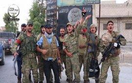 Исламисты поддерживаемые турками