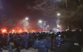 Кремлевская политика в Армении