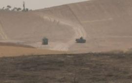 Турки усиливают наступление на курдов