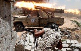 У ливийцев при атаке в Сирте есть потери