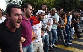 Требование отставки президента Армении