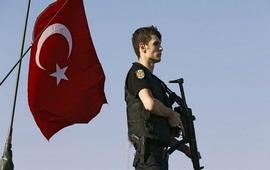 Турецкий военный просит убежища