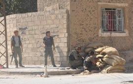 Столкновения САР с курдами из РПК