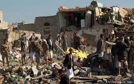 Арабы вновь бомбят Йемен