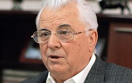 Кравчук: Украину принудили взять Крым