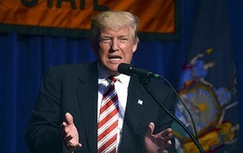 Трамп обознался, вместо Ларри Кинга