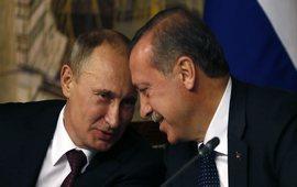 Российско - турецкая дружба или игра